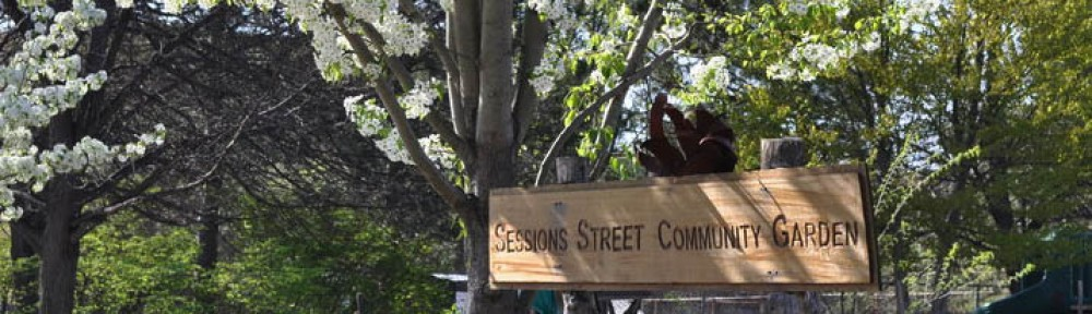 Sessions Street Community Garden
